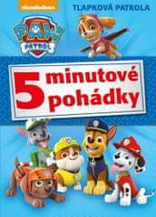 kolektiv autorů: Tlapková patrola - 5minutové pohádky