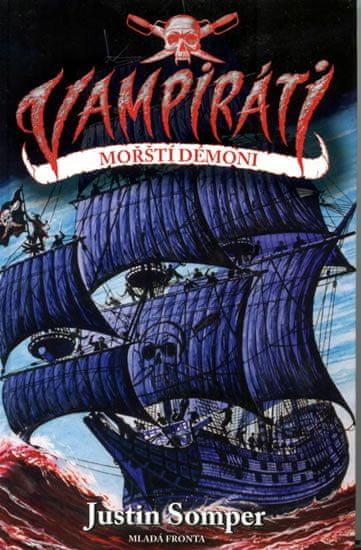 Somper Justin: Vampiráti - Mořští démoni