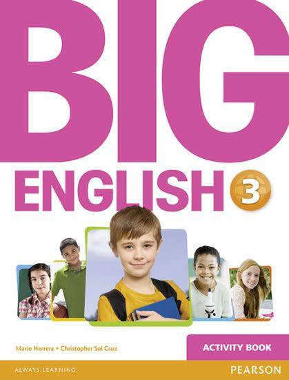 Herrera Mario: Big English 3 Activity Book