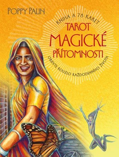 Palin Poppy: Tarot magické přítomnosti - Kniha a 78 karet