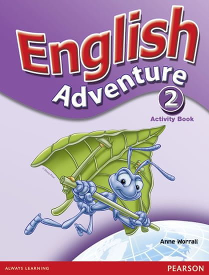 Worrall Anne: English Adventure 2 Activity Book