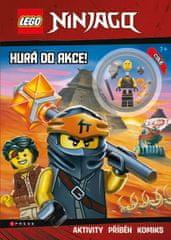 kolektiv autorů: LEGO NINJAGO - Hurá do akce!