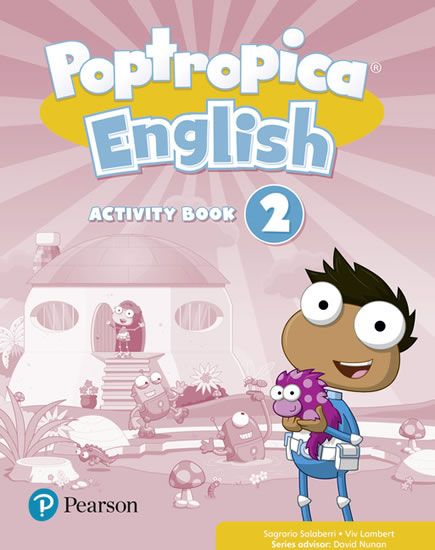 Salaberri Sagrario: Poptropica English 2 Activity Book