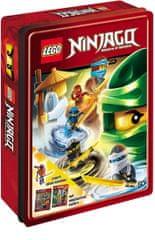 kolektiv autorů: LEGO NINJAGO - Dárková krabička