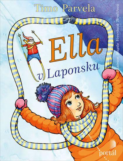 Parvela Timo: Ella v Laponsku