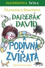 Simonová Francesca: Darebák David a podivná zvířata