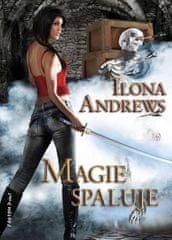 Andrews Ilona: Kate Daniels 2 - Magie spaluje