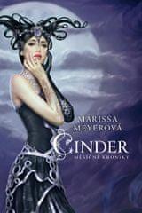 Meyerová Marissa: Cinder - Měsíční kroniky 1
