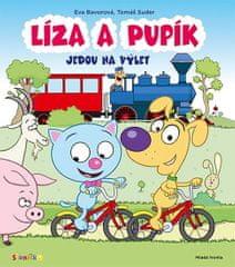Bavorová Eva: Líza a Pupík jedou na výlet