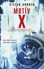 Ahnhem Stefan: Motív X (slovensky)