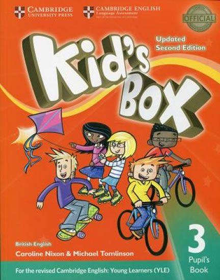Nixon Caroline: Kid´s Box Level 3 Pupil´s Book British English