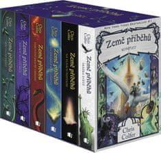 Colfer Chris: Země příběhů - BOX 1-6