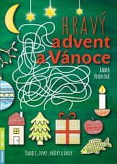Kneblová Radka: Hravý advent a Vánoce