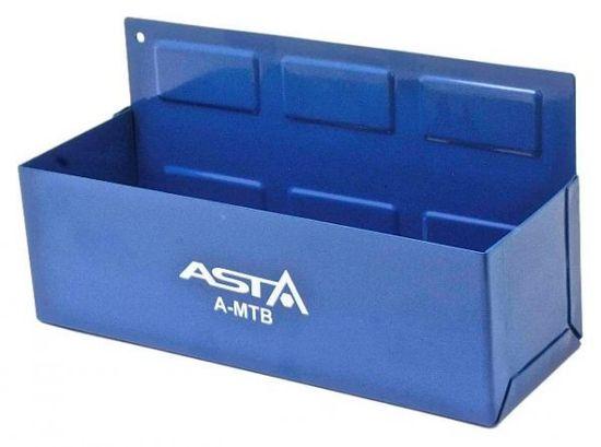 ASTA Box magnetický, plechový, nosnost 4 kg - ASTA