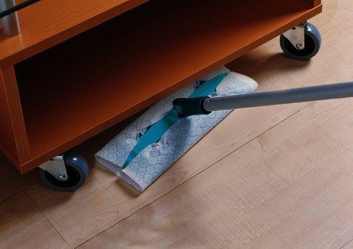 LEIFHEIT Podlahový mop CLEAN & AWAY, teleskopická násada