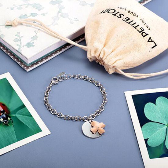 La Petite Story Bicolor náramek s ozdobou Strom života LPS05APY05
