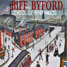 Byford Biff: School Of Hard Knocks - CD