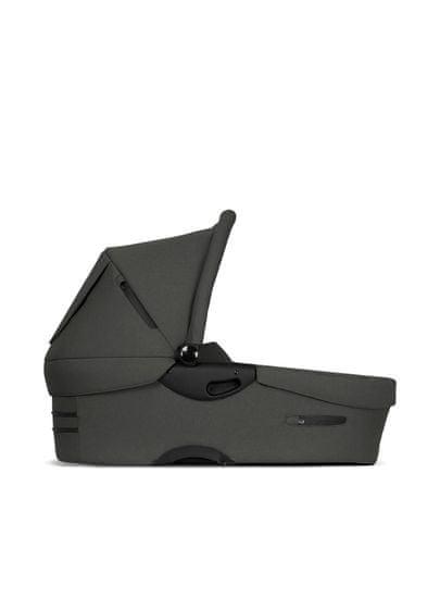 MUTSY EVO kompletní kočárek Grip Grey Frame Standard 2020/Bold Deep Grey