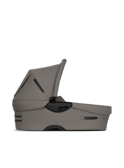 MUTSY EVO kompletní kočárek Grip Grey Frame Standard 2020/Bold Warm Grey