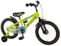 """Volare Detský bicykel pre chlapcov , Electric Green ,,16"""" - zelený"""