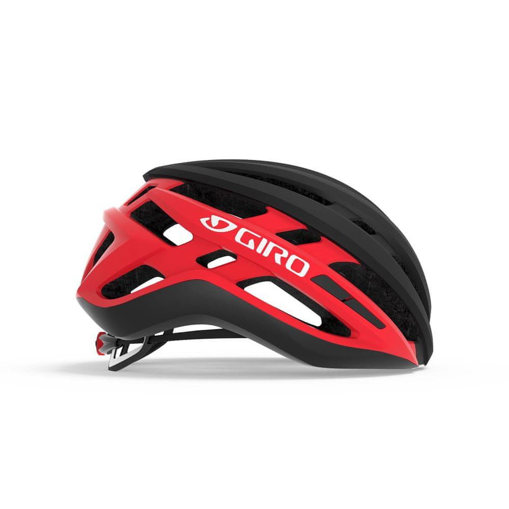 Giro Agilis MIPS Mat Black/Bright Red L