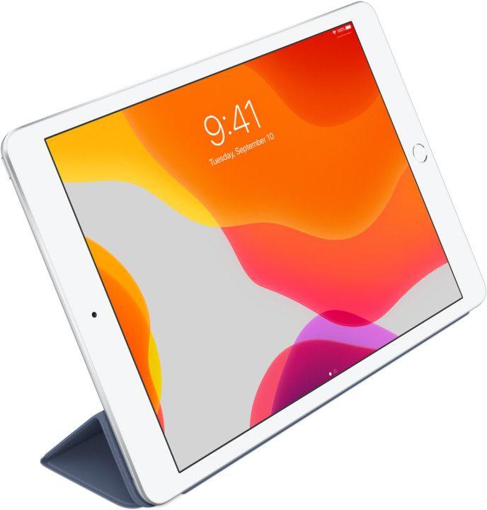 Apple iPad 10,2 2019 / iPad Air 10,5 2019 - Smart Cover, seversky modrá