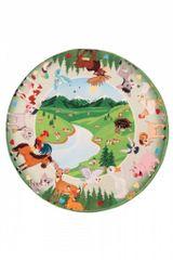 Obsession Detský kusový koberec Juno 476 Mountains kruh 80x80 (průměr) kruh