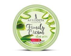 Kozmetika Afrodita Family Cream Aloe vera krema