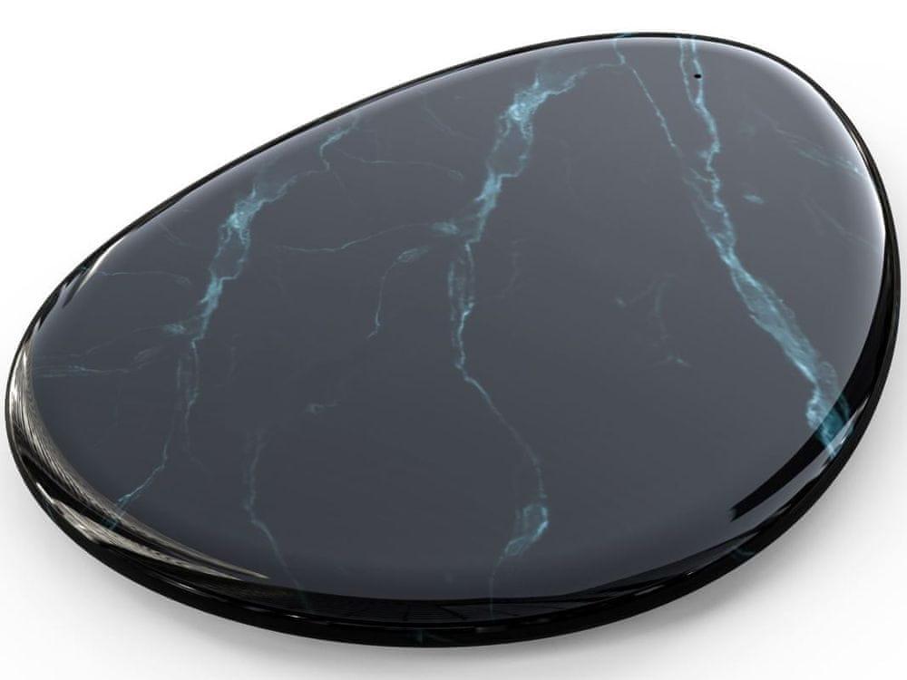 Sandberg Wireless Charger Black Marble 10 W bezdrátová nabíječka Qi 441-24