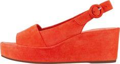 Högl dámské sandály Seaside 37,5 červená