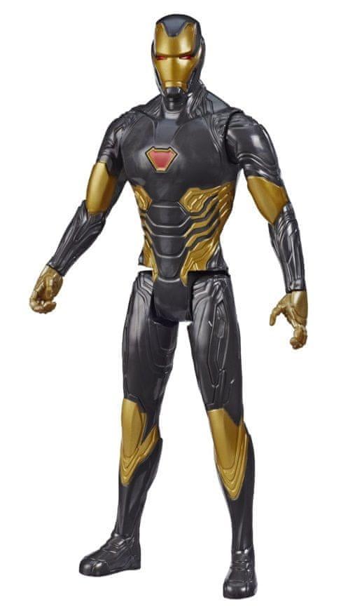 Avengers Titan Hero figurka Gold Iron Man