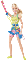 Mattel Barbie Olimpijka Alpinistka