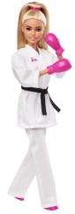 Mattel Barbie Olimpijka Karateistka
