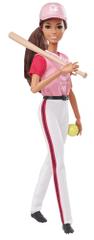 Mattel Barbie Olimpijka Softballistka
