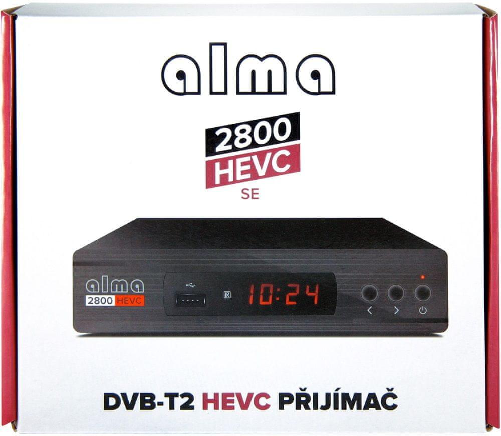 Alma DVB-T2 HD 2800 SE