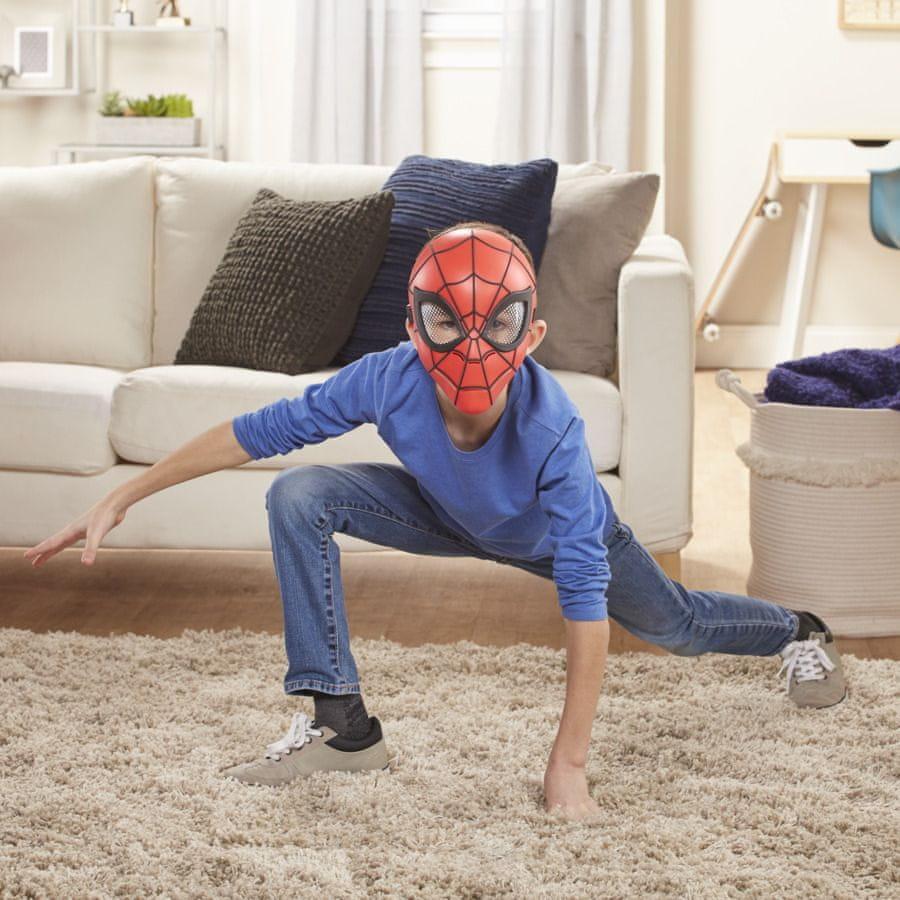 Spiderman Maska hrdiny - Spider Man