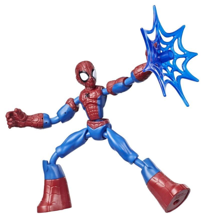 Avengers figurka Bend and Flex Spider Man