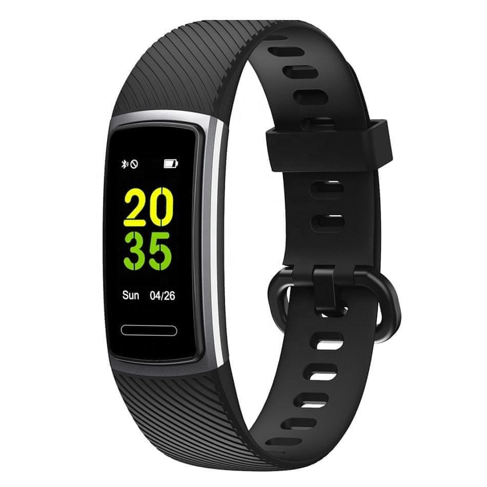 NEOGO SmartBand D52, fitness náramek, černý