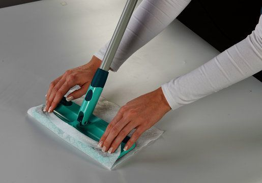 Leifheit krpe za enkratno uporabo za mop Clean & Away, 30 kosov
