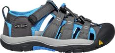 KEEN juniorské sandály Newport H2 Jr. 34 šedá