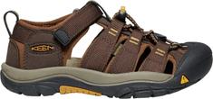 KEEN juniorské sandály Newport H2 Jr. 32/33 hnědá