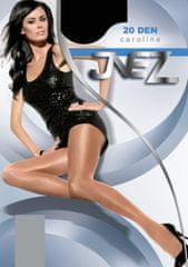 Gemini Dámské punčochové kalhoty Inez Caroline Elastil 20 den 3-L camel 3-L
