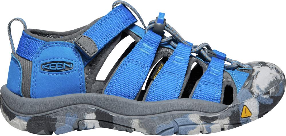 KEEN juniorské sandály Newport H2 Jr. 37 modrá