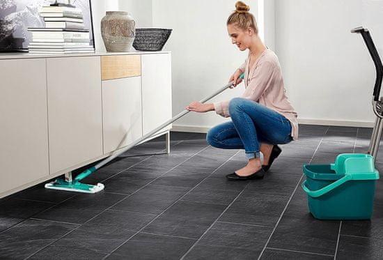 Leifheit komplet za čiščenje Combi Clean M + čistilo za tla, koncentrat 1 liter