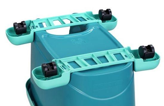 Leifheit voziček za vedro Clean Twist (EVO)