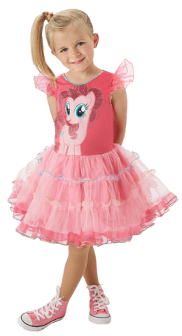 Rubie's My Little Pony: Pinkie Pie Deluxe - vel. M