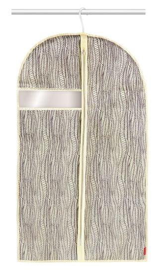 Tescoma Obal na oblek FANCY HOME 100x60 cm, smotanová