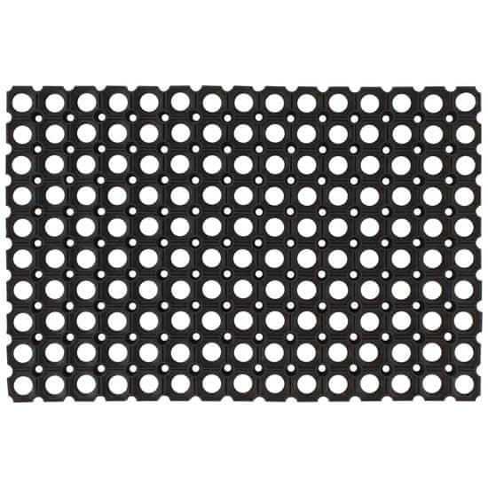shumee 2 db gumiszőnyeg 16 mm 60 x 80 cm