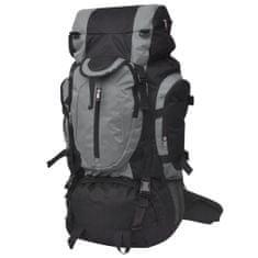 shumee Plecak turystyczny, XXL, 75 L, czarno-szary