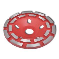shumee Diamantni Brusilni Disk Dvojni 125 mm